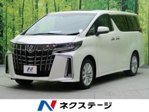 トヨタ アルファード 2.5S Aパッケージ 登録済未使用車 BIGX11型