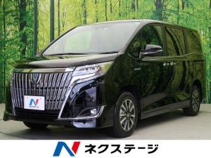 トヨタ エスクァイア ハイブリッドGi セーフティセンス 両側電動ドア 現行モデル