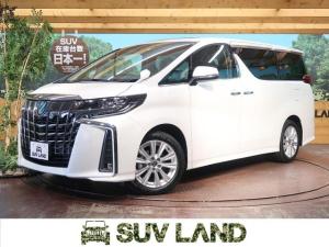 トヨタ アルファード 2.5S 登録済み未使用車 セーフティセンス サンルーフ