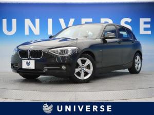 BMW 1シリーズ 116i スポーツ 純正ナビ 1オーナー キセノンヘッド