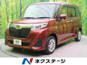 トヨタ ルーミー X S SAIII 純正9型ナビ フルセグ 電動スライド