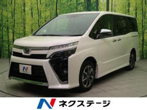 トヨタ ヴォクシー ZS 煌II 新品9型ナビ 登録済み未使用車