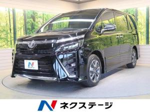 トヨタ ヴォクシー ZS 煌II セーフティセンス 両側電動 クリアランスソナー