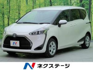 トヨタ シエンタ X 登録済未使用 トヨタセーフティーセンス 電動スライドドア