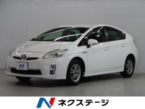 トヨタ プリウス S 純正ナビ/ETC/スマートキー/フォグランプ