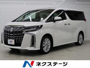 トヨタ アルファード 2.5S Aパッケージ サンルーフ/衝突軽減ブレーキ