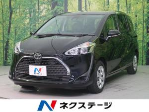 トヨタ シエンタ X 登録済み未使用車 電動スライドドア 衝突被害軽減装置
