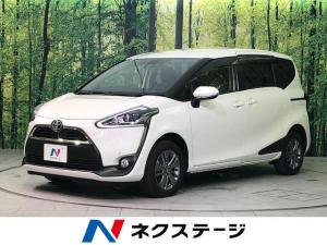 トヨタ シエンタ G 4WD 純正ナビTV セーフティセンス 両側電動ドア