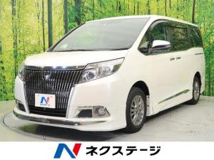 トヨタ エスクァイア Gi モデリスタ サンルーフ BIG-X10型ナビ
