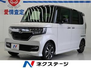 ホンダ N-BOXカスタム G・Lホンダセンシング 2トンカラー レーダークルーズ