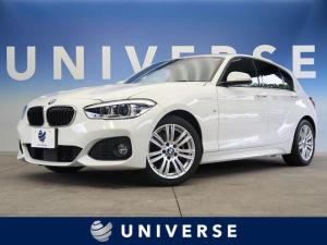BMW 1シリーズ 118d Mスポーツ パーキングサポートPKG コンフォート