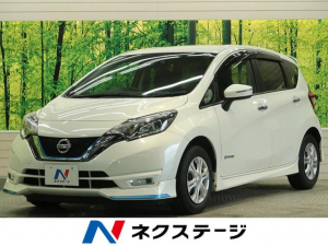 日産 ノート e-パワー X 禁煙車 純正エアロ 衝突軽減システム