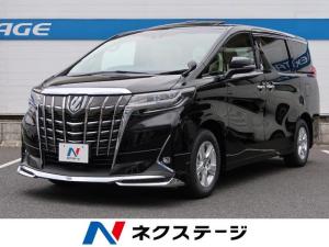 トヨタ アルファード 2.5X 登録済未使用車 ムーンルーフ 両側パワスラ