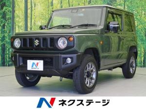 スズキ ジムニー XC 4WD セーフティサポート 純正8型ナビ スマートキー