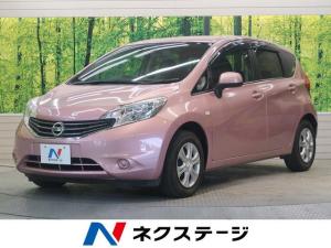 日産 ノート X DIG-S 純正CD 自社買取車