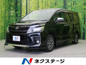 トヨタ ヴォクシー ZS 煌 セーフティセンス 10型ナビ 両側電動ドア 禁煙車