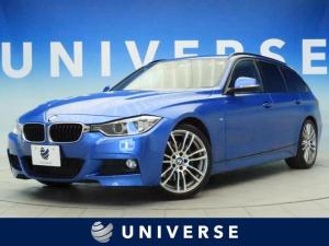 BMW 3シリーズ 320iツーリング Mスポーツ 純正OP19インチAW