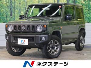 スズキ ジムニー XC セーフティサポート LEDヘッド 4WD