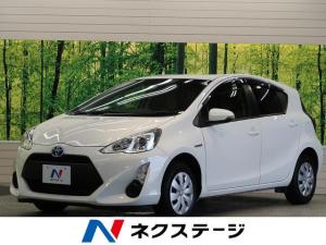 トヨタ アクア L 社外オーディオ ETC オートエアコン