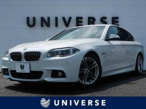 BMW 5シリーズ 523i Mスポーツ LEDヘッド 衝突軽減ACC Bカメラ