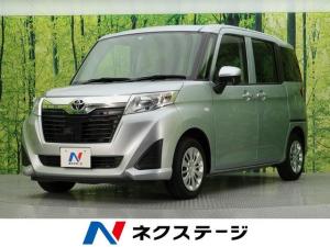 トヨタ ルーミー X 社外SDナビ地デジ 電動スライド
