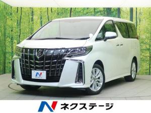 トヨタ アルファード 2.5S 登録済未使用車 新型ディスプレイオーディオ
