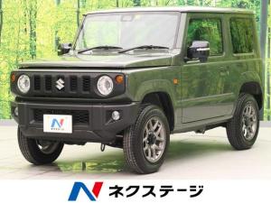 スズキ ジムニー XC 衝突軽減 SDナビ フルセグTV 4WD