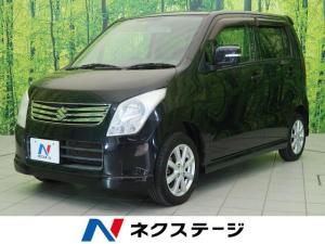 スズキ ワゴンR FXリミテッド 黒内装・スマートキー・ETC