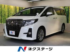 トヨタ アルファード 2.5S Aパッケージ タイプブラック 10型BIGX