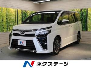 トヨタ ヴォクシー ZS トヨタセーフティーセンス SDナビ 電動スライド