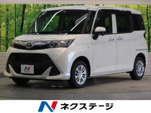 トヨタ タンク X S スマートアシストII LEDヘッド 純正SDナビTV