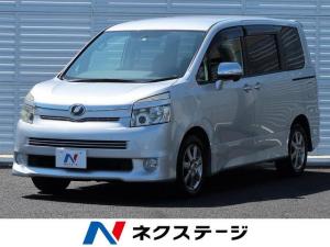 トヨタ ヴォクシー ZS 煌 純正HDDナビ/後席モニター/両側電動