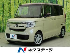 ホンダ N-BOX G・Lホンダセンシング 届出済未使用車 前席シートヒーター