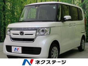 ホンダ N-BOX Gホンダセンシング 4WD 届出済未使用車 レーダークルーズ