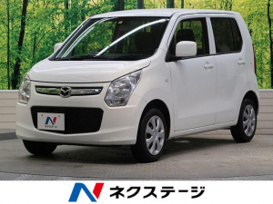 マツダ フレア XG エネチャージ 社外SDナビ キーレス シートヒーター