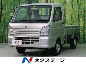 スズキ キャリイトラック KCエアコン・パワステ 4WD 3方開 5速マニュアル