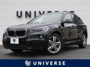 BMW X1 sDrive 18i Mスポーツ 純正ナビ バックカメラ