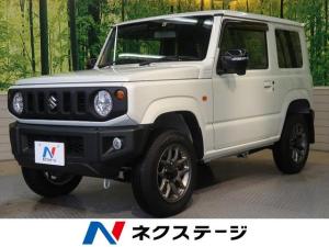 スズキ ジムニー XC 衝突軽減システム SDナビ 4WD LEDヘッド