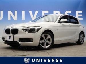 BMW 1シリーズ 116i スポーツ iDriveナビゲーションPKG HID