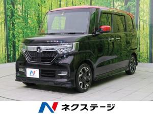 ホンダ N-BOXカスタム G・Lターボホンダセンシング SDナビ レーダークルーズ