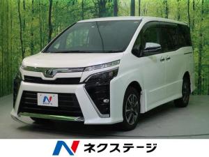 トヨタ ヴォクシー ZS 煌 4WD BIG-X10型ナビTV セーフティセンス