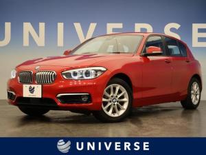 BMW 1シリーズ 118d スタイル アドバンスドパーキングサポートPKG