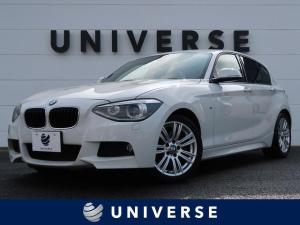 BMW 1シリーズ 120i Mスポーツ パーキングPKG パワーシート ETC