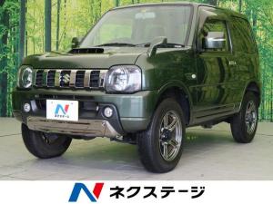 スズキ ジムニー ランドベンチャー 4WD 5MT メモリーナビ 特別仕様車