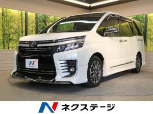 トヨタ ヴォクシー ZS 煌II モデリスタエアロ セーフティセンス 10型ナビ