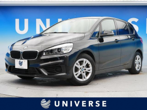 BMW 2シリーズ 218dアクティブツアラー 衝突軽減純正HDDナビ 自社買取