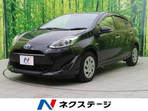 トヨタ アクア Sスタイルブラック セーフティセンス スマートキー