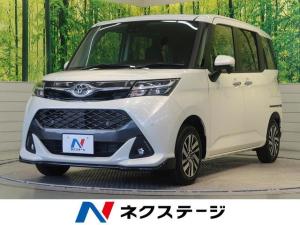 トヨタ タンク カスタムG スマートアシストIII 両側電動ドア