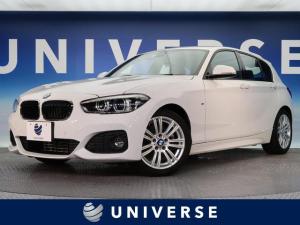 BMW 1シリーズ 118d Mスポーツ アドバンスドパーキングサポートPKG