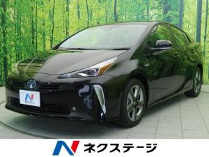 トヨタ プリウス Sツーリングセレクション 7インチSDナビ・登録済未使用車